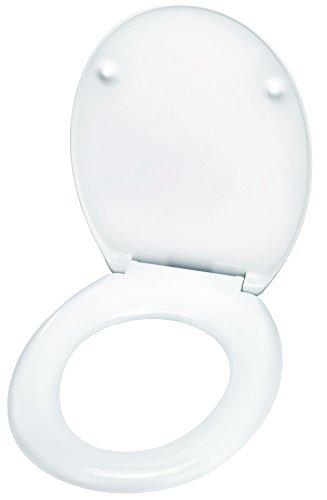 Cornat-TAROX-20-WC-Sitz-mit-Absenkautomatik-Duroplast-verchromte-Scharniere-wei-KSTASCOH00