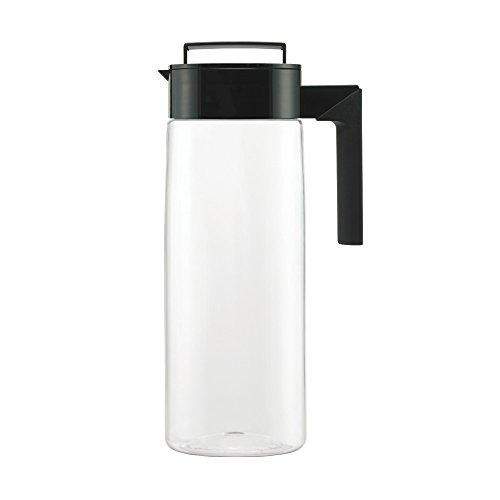 Takeya Airtight Pitcher, 2-Quart, Black (Takeya Pitcher Glass compare prices)