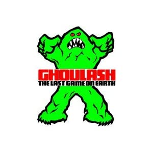 Click to buy Ghoulash from Amazon!