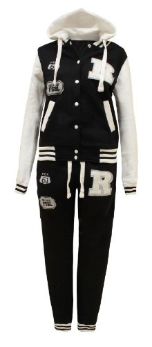 Fashion Boutique Women Ladies Deluxe Tracksuit