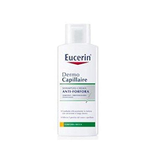 EUCERIN SHAMPOO/CR A/FORF SECC