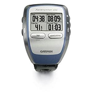 Garmin Forerunner 205