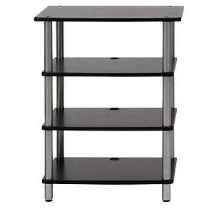 Sanus Systems AFA Accurate Furniture Audio Stand (Black)