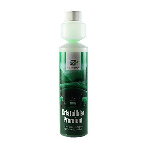 nextzett 92100815 Kristall Klar Washer Fluid Concentrate - 8.5 fl. oz. (1z Plastic Cleaner compare prices)