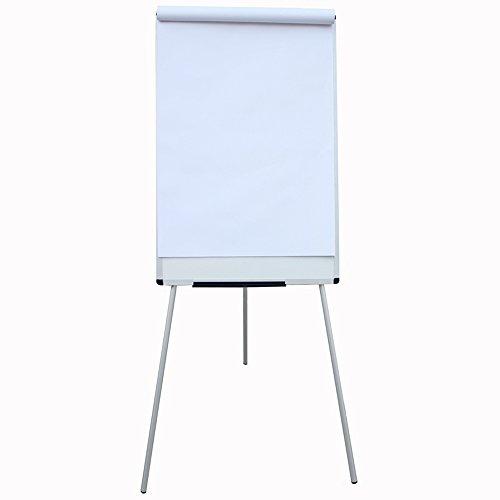 Viz pro magnetic dry erase board 24 x 18 inches silver aluminium frame office supplies - Lavagna fogli mobili ikea ...