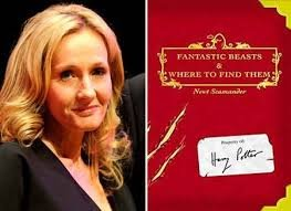 Quidditch Through The Ages & Fantastic Beasts And Where To Find Them (harry Potter) By J K Rowling.