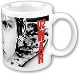 """echange, troc U2 - Mug U2 """"War Boxed"""""""
