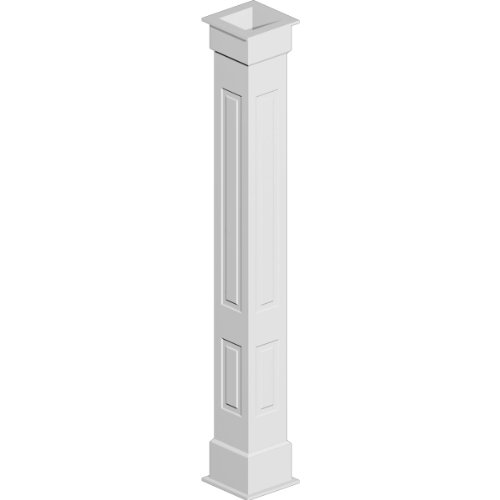 COLUMN WRAP KIT 10X120 DRP 1BX NON TAPERED DOUBLE RAISED PANEL