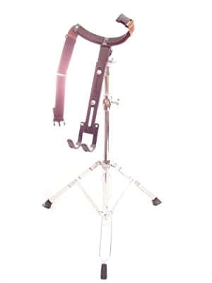 Double Braced DJEMBE STAND - PRO DRUM GEAR CHROME NEW!