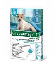 Advantage Ii Teal Medium 11 - 20lb 4pk  цены