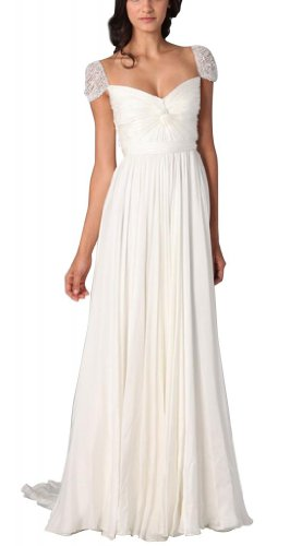 GEORGE BRIDE Elegant Chiffon Bridesmaide