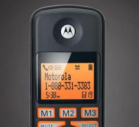Motorola K702B Digital Cordless Home phone