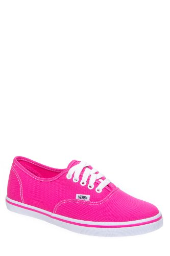 Vans Unisex Authentic Lo Pro Neon Low Top Sneaker