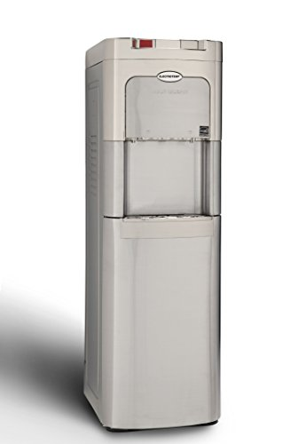 Glacial Maximum Stainless Self Cleaning Base Load Water Cooler with Hot & Cold Water Dispenser (The Water Cooler Effect compare prices)