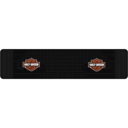 Harley Davidson Rear Runner Floor Mat (Harley Davidson Supplies compare prices)