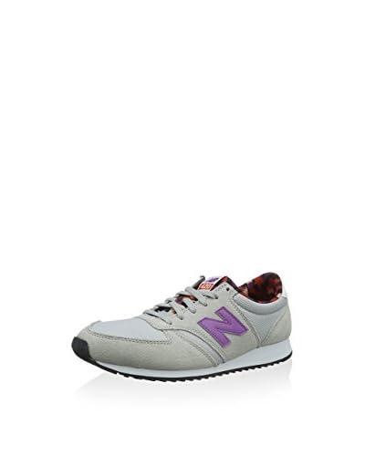 New Balance Zapatillas WL420APC Gris / Morado
