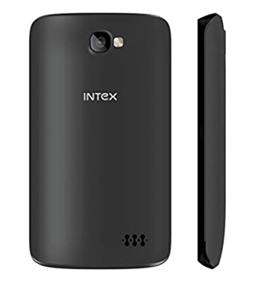 Intex Aqua R2 (Silver-Black)