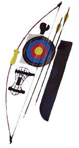 Arrow Precision Ram Bow Recurve Archery Set