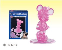 Crystal Gallery Minnie Mouse (japan import)