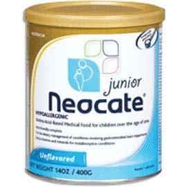 Neocate Junior Unflavored, 14.1 Oz