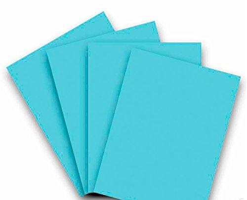 20 Blatt Qualitätspapier / Farbpapier / Kopierpapier A4 KÖNIGSBLAU 160g/qm Coloraction