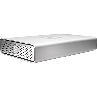 G-Technology - External Hard Drive Touro Desk DX3, 0S03584 - 4000GB 4TB Stylish Black Body usb3.0 (HGST) Hitachi