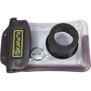Dicapac Waterproof Digital Camera Case Samsung Digimax / Kenox A4 A6 A40 A50 A400 Cyber 410 X80 D4 D5 D6 D7 D103 S85 S800 S1000 V3 V4 V5 V6 V10 V20 V700 V800 S1050 VLUU 15 VLUU 20 VLUU NV8 VLUU NV10