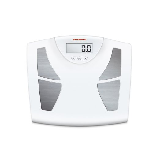 Soehnle Body Balance Active Shape Electronic Body Analysis Bathroom Scale