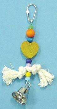 Cheap 2PK 7 Toy Wood Plastic Beads (Catalog Category: Bird / Bird Toys-plastic Acrylic) (BBO22158)