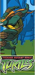 Teenage Mutant Ninja Turtles Plastic Tablecover - 1