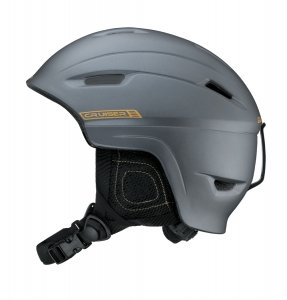SALOMON Herren Skihelm Cruiser, charcoal matt, 54-56, 10971756