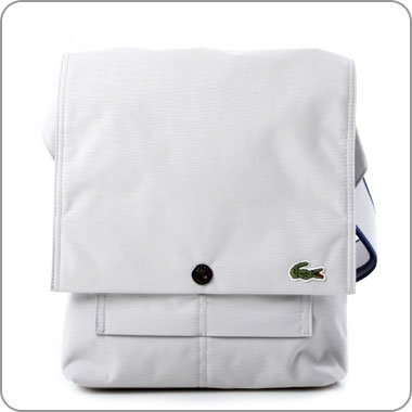 Lacoste City Casual Vertical Shoulder Bag 26