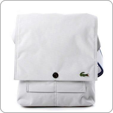 Lacoste City Casual Vertical Shoulder Bag 26