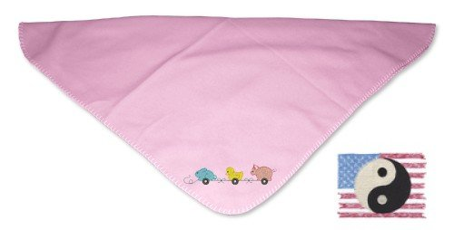 Baby Fleece Blanket with the image of: martial arts