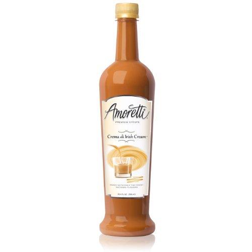 Amoretti Premium Syrup, Crema Di Irish Cream, 25.4 Ounce