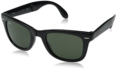 ray-ban-rb4105-folding-wayfarer-occhiali-da-sole-da-uomo-nero-black-601-s