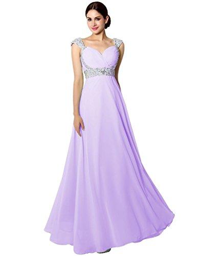 jlh-cap-sleeve-chiffon-bridesmaid-dresses-v-neck-beading-prom-evening-bridal-gowns-lilac-uk26