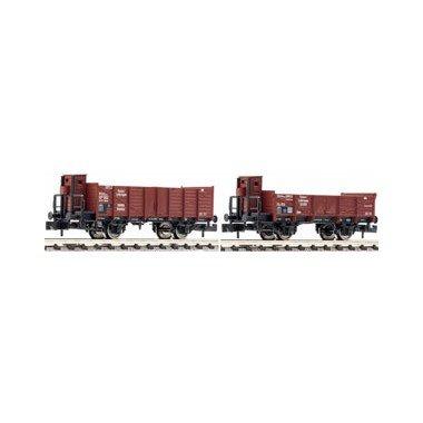 Fleischmann - FL820901 - Modélisme Ferroviaire - Set 2 Wagons Alsace Lorraine N