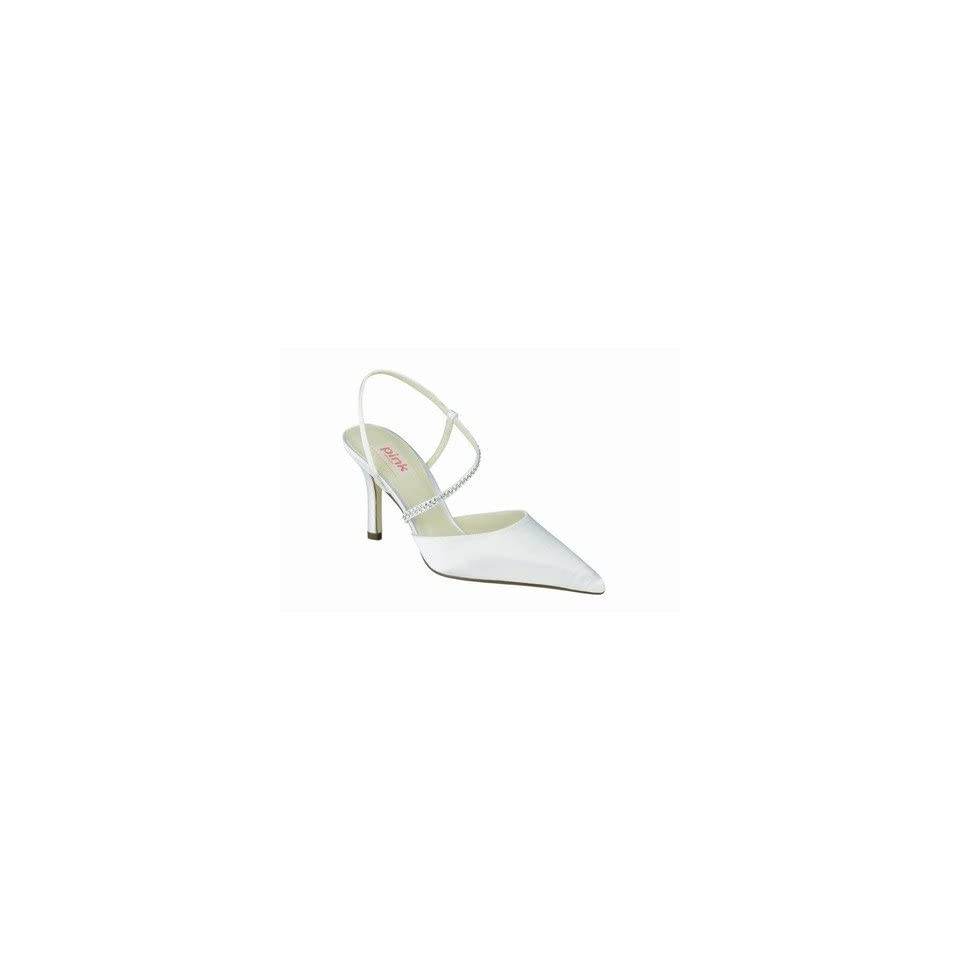 3a6356ce513bd Pink Paradox London DAISY WHITE Daisy Sandal in White Size 10, Color ...