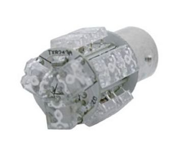 360 Degree White 13 LED 1156 Bulb Reverse Back
