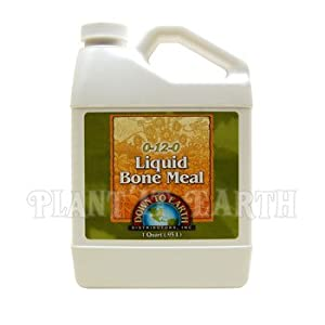 Down to Earth Liquid Bone Meal - 1 Quart