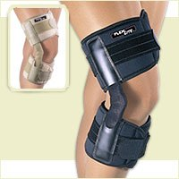 FlexLite Lightweight Hinged Walking Knee BraceB00011CQ6Y : image