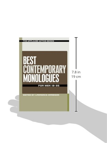 best contemporary monologues for 18 35 harbison 256 pages broche ebay