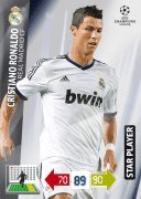 Champions League Adrenalyn XL 2012 2013 Cristiano Ronaldo 12 13 Star