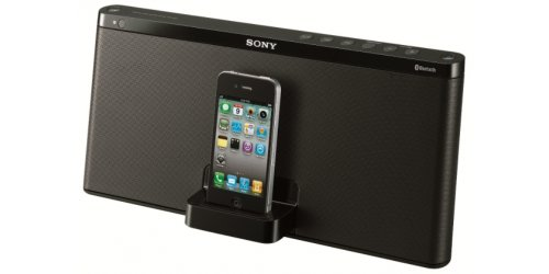 SONY RDP X60IP IPOD DOCKINGSTADTION