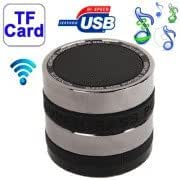 Super Bass Bluetooth Speaker, Support TF Card