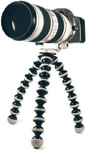 Fotove Flexible Tripod for SLR-Zoom 6.6 lbs