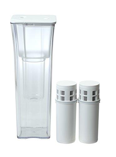 三菱レイヨン・クリンスイ クリンスイポット型浄水器CP002+カートリッジお...