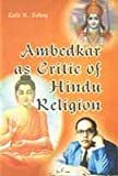 img - for Ambedkar as Critic of Hindu Religion book / textbook / text book