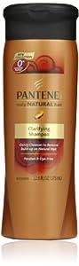 Pantene Pro-V Truly Natural Hair Clarifying Shampoo 12.6 Fl Oz